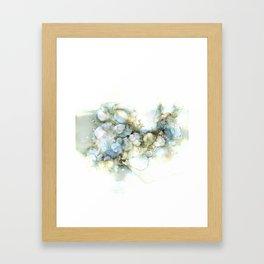 Slate Framed Art Print