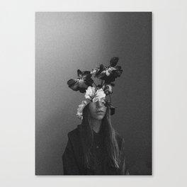 Noble Ritual Canvas Print