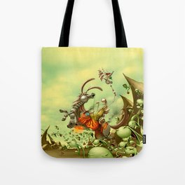 The Redemption Tote Bag
