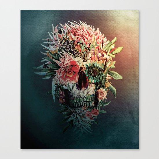 Skull Rev IV Canvas Print