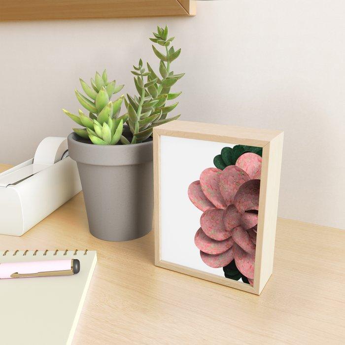 Nature Framed Mini Art Print