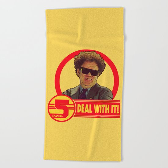 DEAL WITH IT! | Channel 5 | Brule Beach Towel
