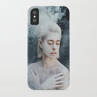 illusion iPhone & iPod Cases featuring Illusion by Jovana Rikalo