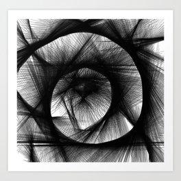 Pattern2007 Art Print
