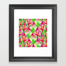Tulip Fields #119 Framed Art Print