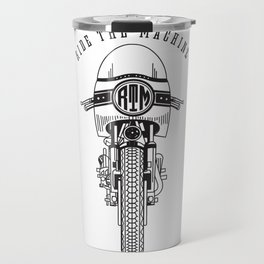Ride The Machine Travel Mug