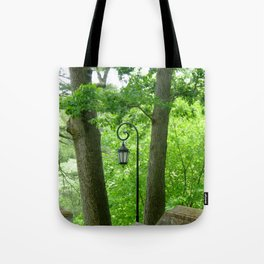 Lamppost Founders Tote Bag