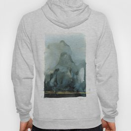 And so I rise Hoody