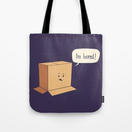 Card-Bored Tote Bag