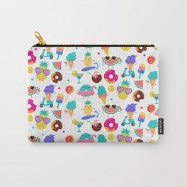 Tutti Fruitti Summer Fun Carry-All Pouch