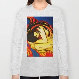 Night Aquarium #society6 #decor # buyart Long Sleeve T-shirt