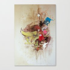 re lie able Canvas Print