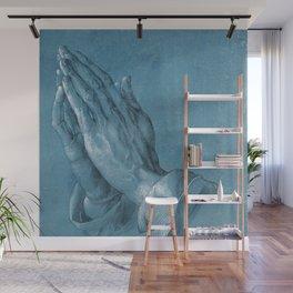Praying Hands by Albrecht Dürer Wall Mural