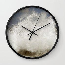 Splash! Wall Clock