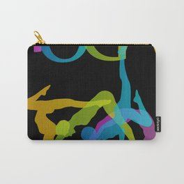 Yoga addicts Carry-All Pouch