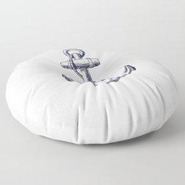 Anchor dS Floor Pillow