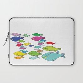 FISHpaint Laptop Sleeve