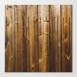Wood_0001 Canvas Print