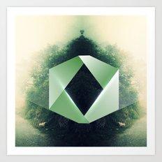 GreenD Art Print