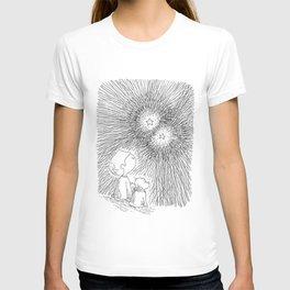 sous les étoiles T-shirt