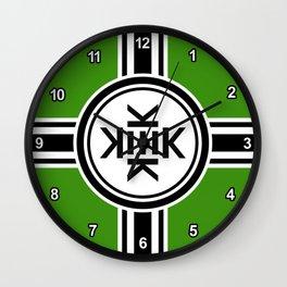 Kekistan Flag Wall Clock