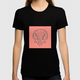 Asteroid Anxiety - Triceratops T-shirt