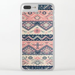 -A23- Epic Anthropologie Traditional Moroccan Artwork. Clear iPhone Case