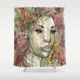 Celestine Shower Curtain