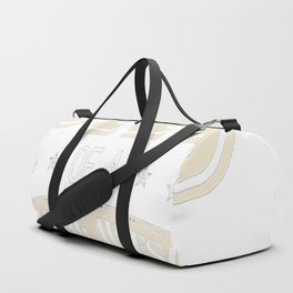 Father Day Gift Im A Proud Dad Of A Awesome Son T-Shirt Duffle Bag