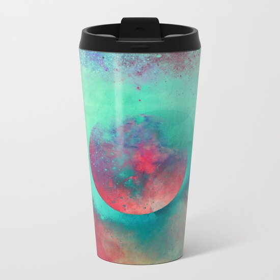 α Aurigae Metal Travel Mug