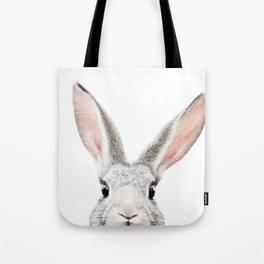 Hello Bunny Tote Bag