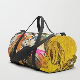 The Kiss Duffle Bag