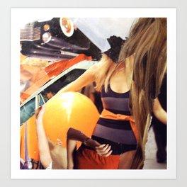 """Vogue"" Art Print"