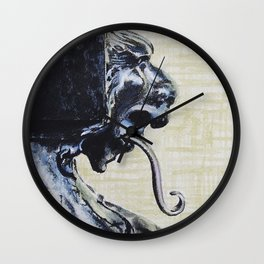 Gene Wall Clock
