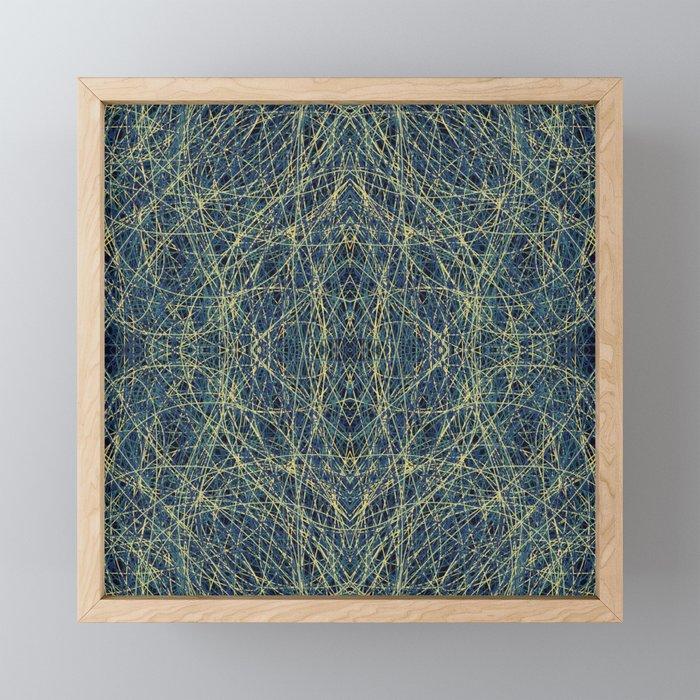 Hamingja Framed Mini Art Print
