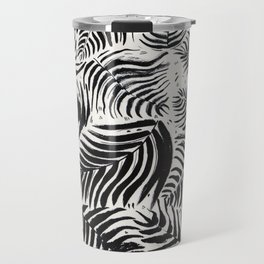 Palm Pattern Travel Mug