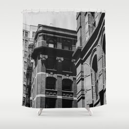 Soho IX Shower Curtain