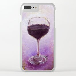 Mondays Clear iPhone Case