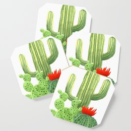 Perfect Cactus Bunch Coaster