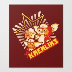 Kremlins Canvas Print