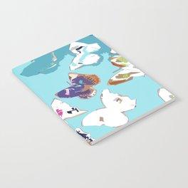 Butterflies Notebook