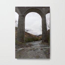 Glenfinnan 3 Metal Print