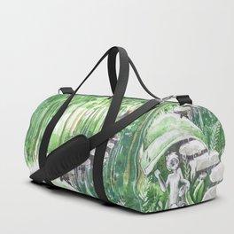 Kyoto Spirit Rain Duffle Bag