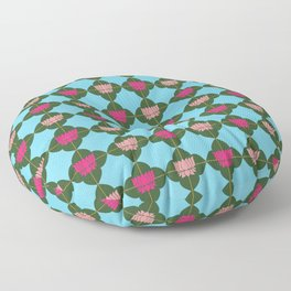 Lotus Love Floor Pillow
