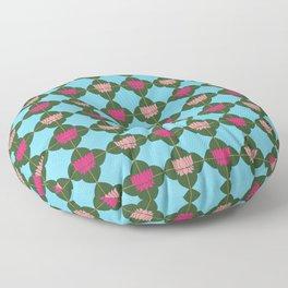 Lotus Love Floor Pillow