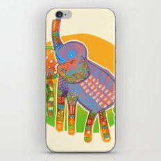The Quilted Jungle iPhone & iPod Skin