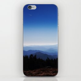 Life Above the Trees iPhone Skin