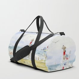 Beach Life Duffle Bag