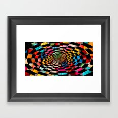 Sugar Drug 2 Framed Art Print