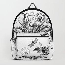 Engraving - Chimera_01 Backpack